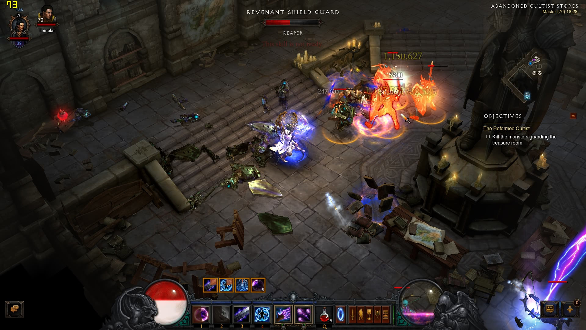 Build Necro Support Diablo