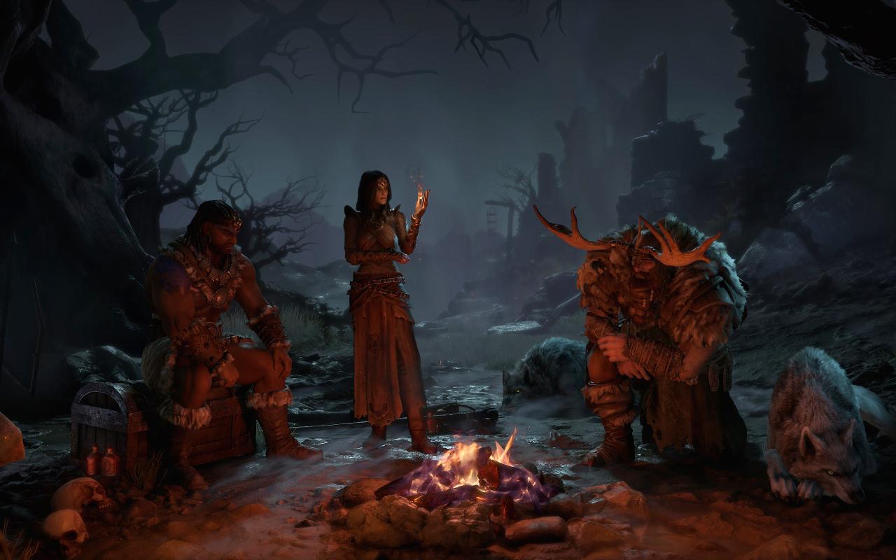 Diablo 4: Amazone, Paladin und Totenbeschwörer als weitere Klassen