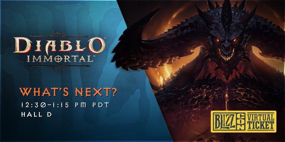 Diablo - Wie geht es weiter: Panel Zusammenfassung