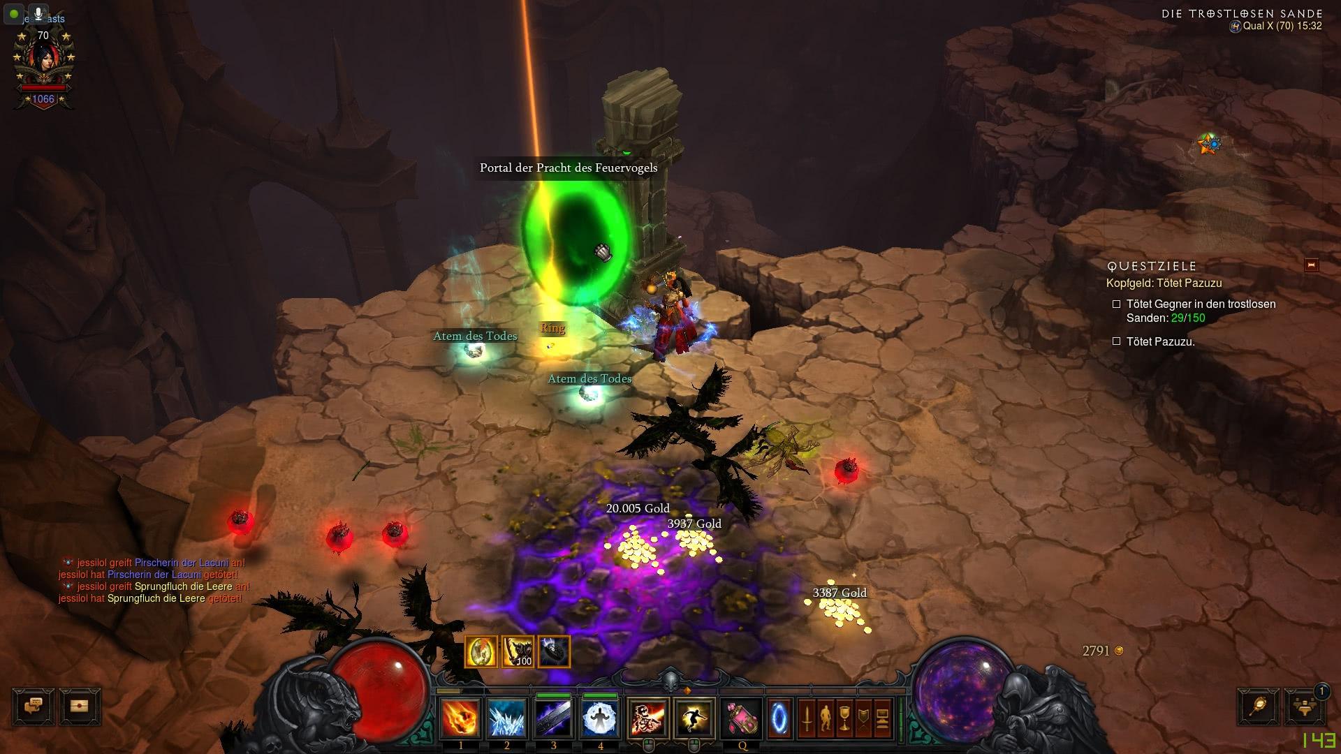 Diablo  Season  Wizard Build Vyr