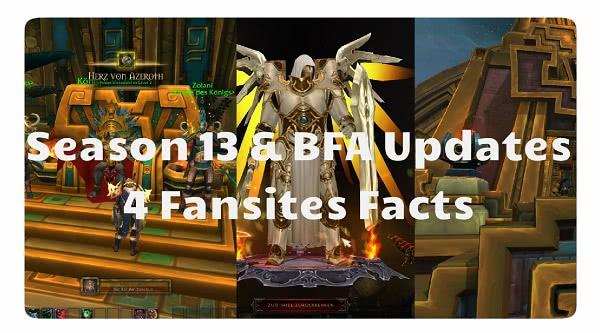4FF: Season 13 & BFA Update
