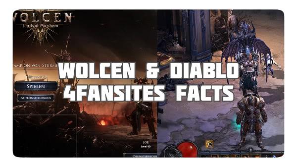 4FF: Wolcen & Diablo