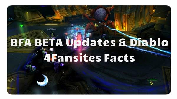 4FF: BFA Beta Updates und D3