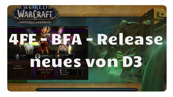 4FF: BFA Release und D3