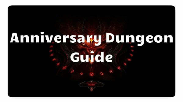 Der große Anniversary Dungeon Guide