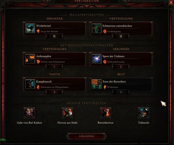 Image Result For Diablo Ww Build