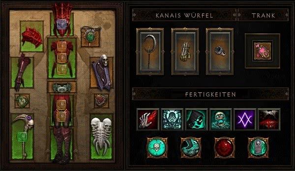 Diablo  Season  Best Build Magier