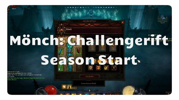 Challenge Rift zum Seasonstart (Mönch)
