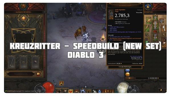 Kreuzritter: Speedbuild (Aegis der Tapferkeit)