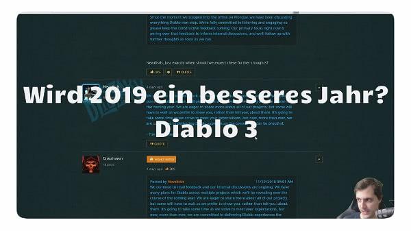 Wird 2019 ein besseres Jahr für Diablo