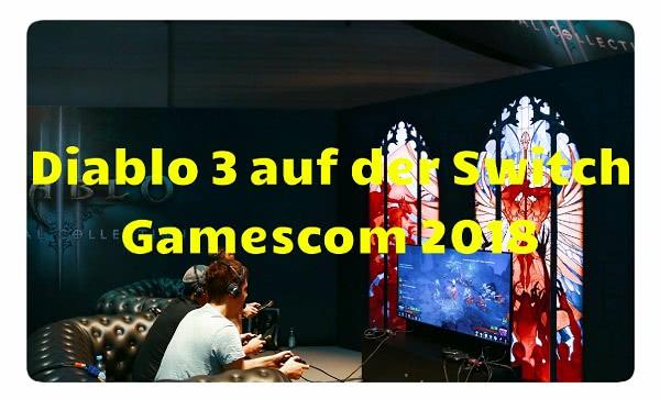 Unser Feedback: Diablo 3 auf der Switch