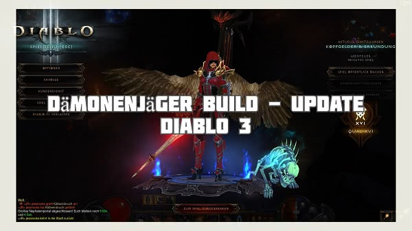 Dämonenjäger: Ninja Build (Update)