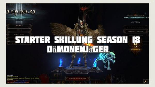 Dämonenjäger: Starter Build Season 18