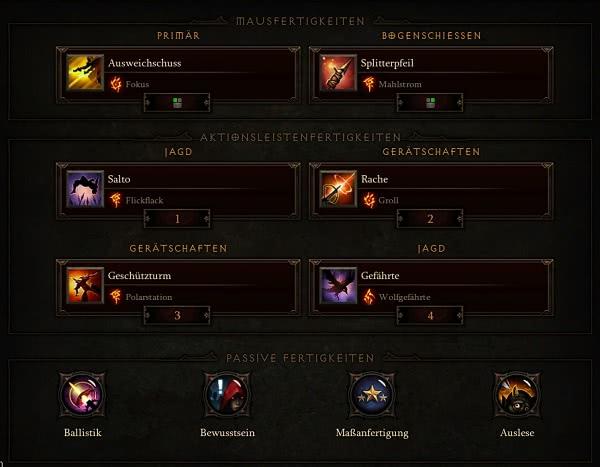 Diablo 3 fokus zurückhaltung farmen