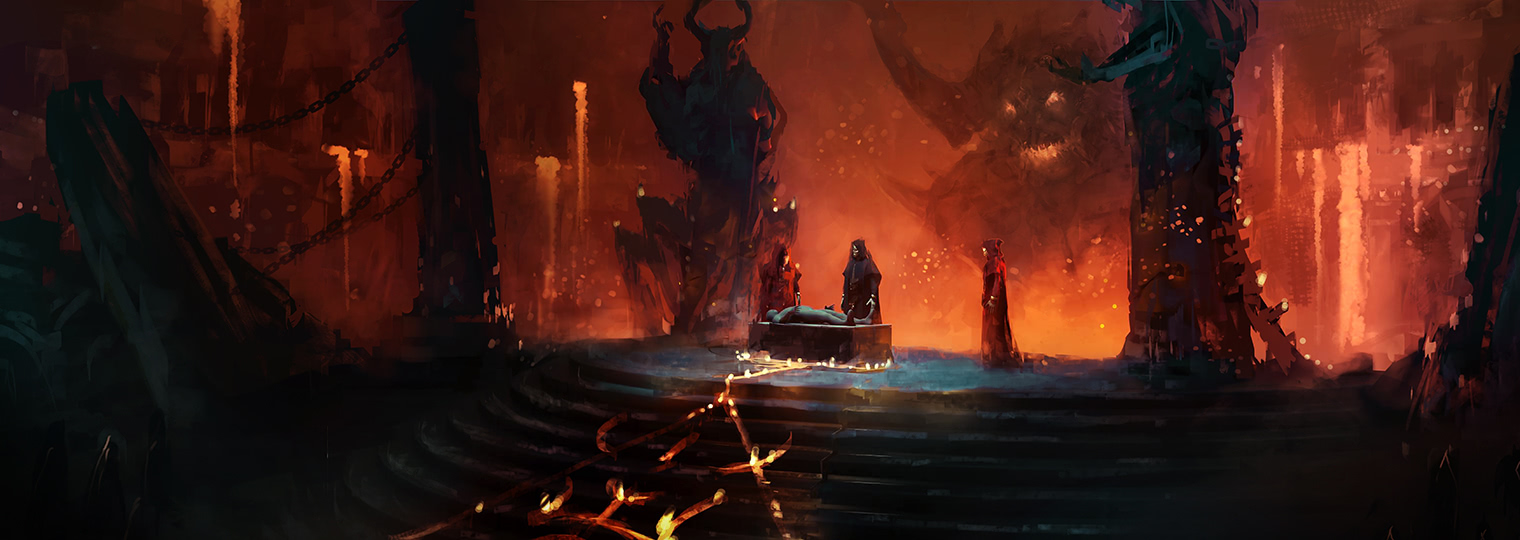 Diablo 4: Infos zu Multiplayer, Open World und Items