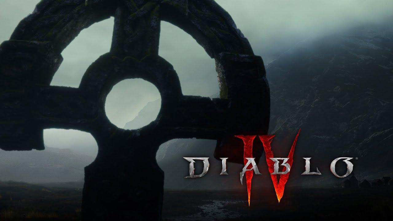 Cinematic Trailer und Gameplay Trailer für Diablo 4 online