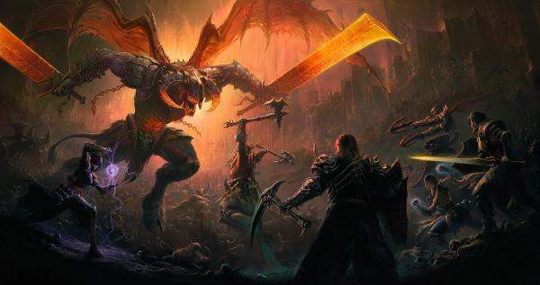 Diablo Immortal: Betatest im Sommer 2020