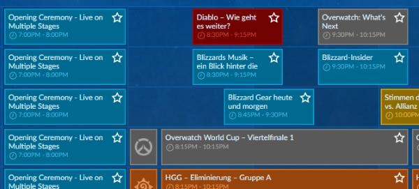BlizzCon Zeitplan verspricht heiße Neuigkeiten zu Diablo