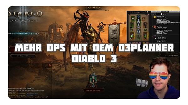 Mehr DPS mit dem D3 Planner