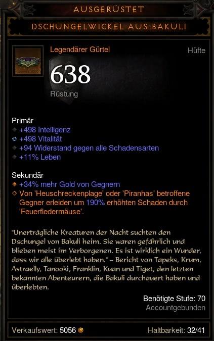 Diablo  Build Arachyr Saison
