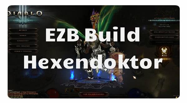 Hexendoktor Season  Zunimassa Build