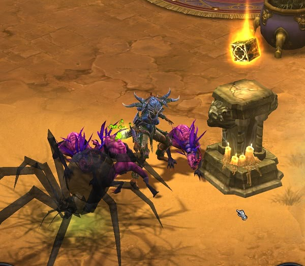 Diablo  Arachyr Speed Build