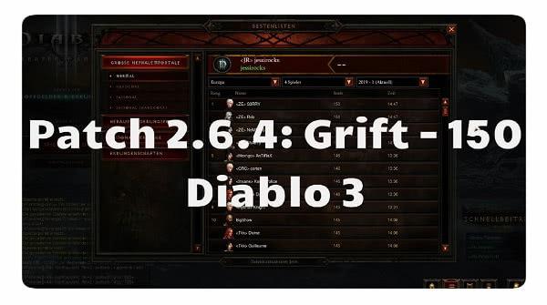 Diablo durchgespielt?