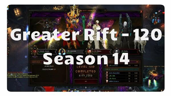Season 14: Rift 120