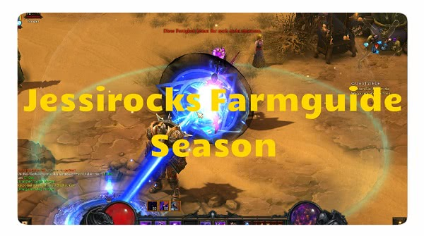 Jessirocks Farmguide für die Season