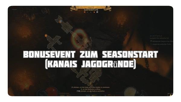 Bonusevent zum Seasonstart