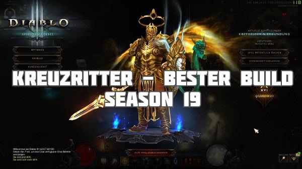 Kreuzritter: Best Build für Season 19