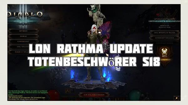 Totenbeschwörer: LON Rathma