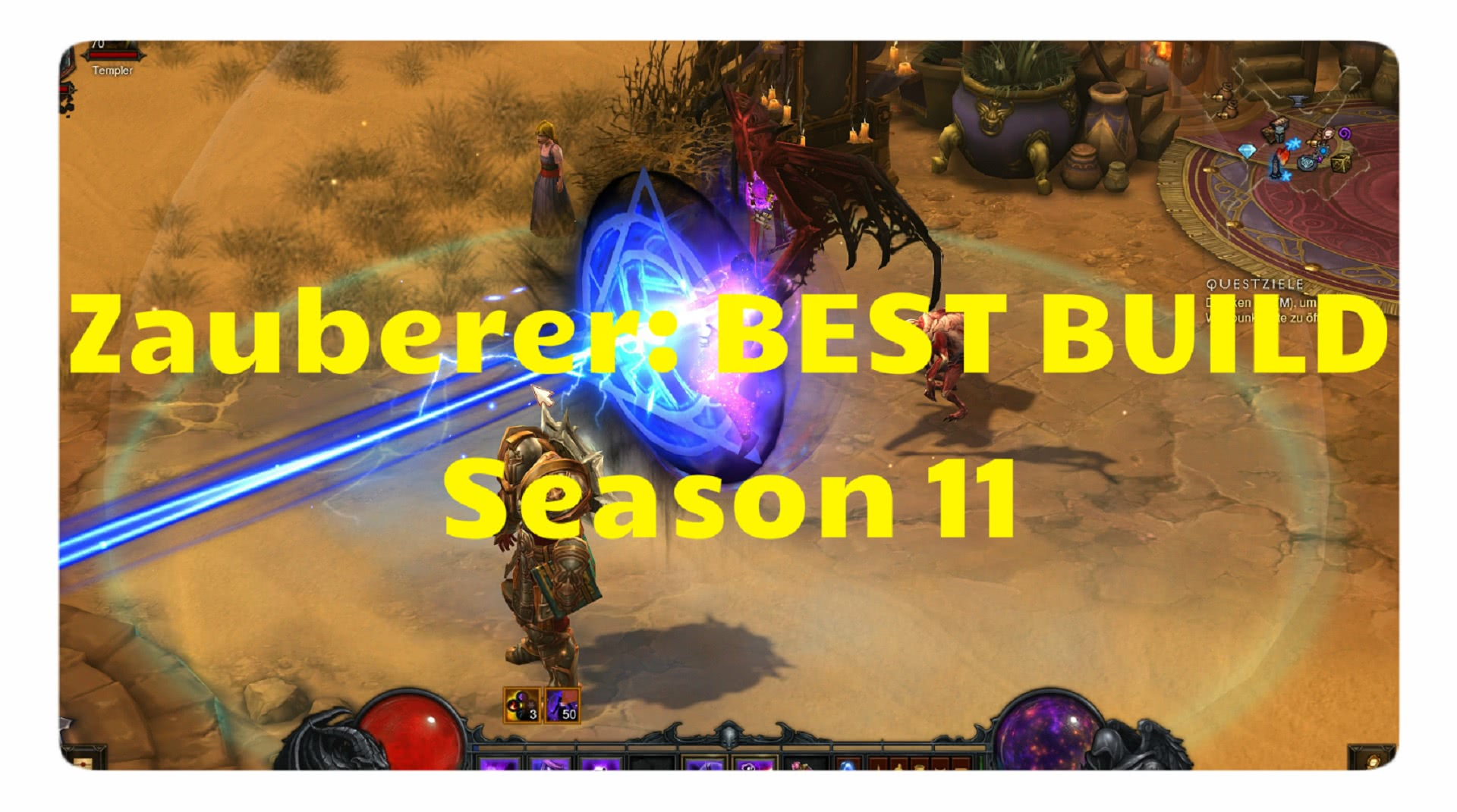 Diablo  Season  Best Build Mage