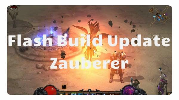 Zauberer: Flash Explo Build 2.0