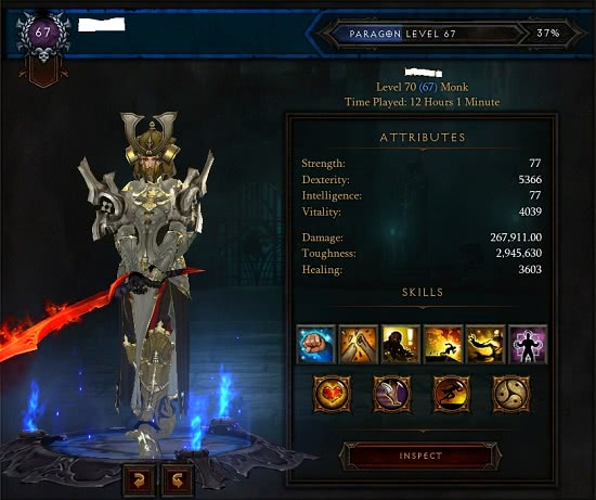 Tempest Rush Diablo Build