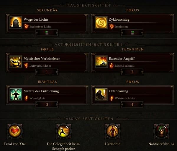 Diablo 3: Mönch: Best Build für Season 18