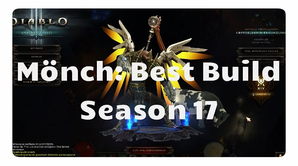 Mönch: Best Build für Season 17