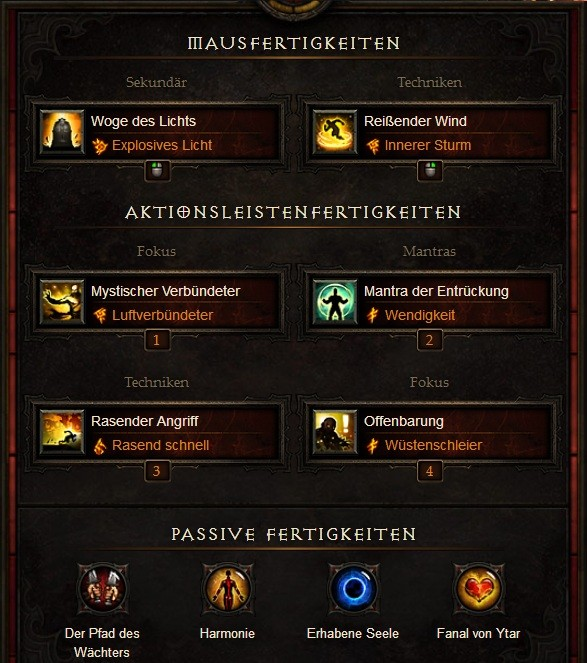 Diablo 3: Mönch: Best Build für Season 16