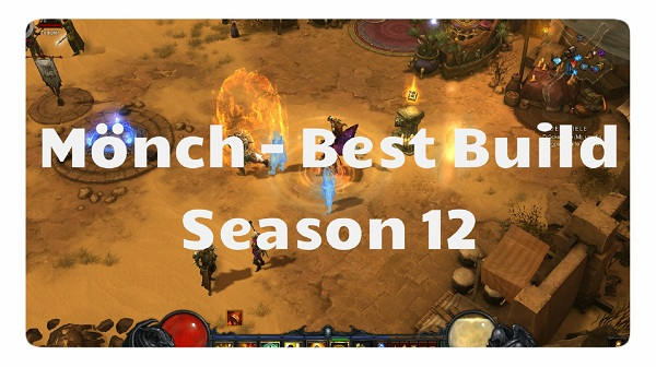 Mönch: Best Build für Season 12