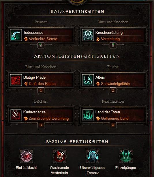 Diablo 3: Patch 2 6: Der Beste Totenbeschwörer Build