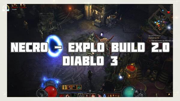 Totenbeschwörer: Explo Build 2.0