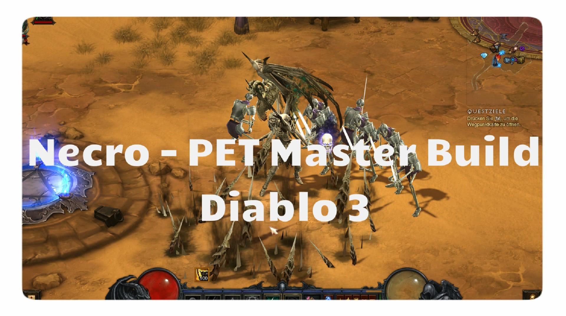 Necro: PET Master Build