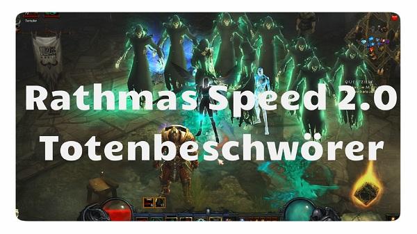 Totenbeschwörer: Rathmas Speedbuild 2.0