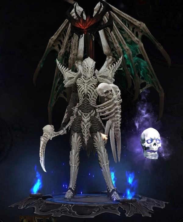 Diablo  Rathmas Build