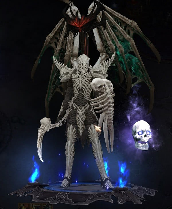 Best Build Starter Diablo  Seasion