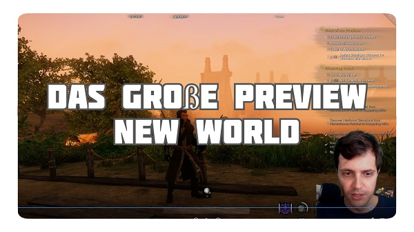 New World: Das große Preview
