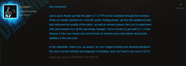 Patch 2.1.2 Release