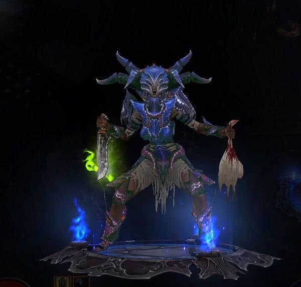 Diablo  Build Arachyr