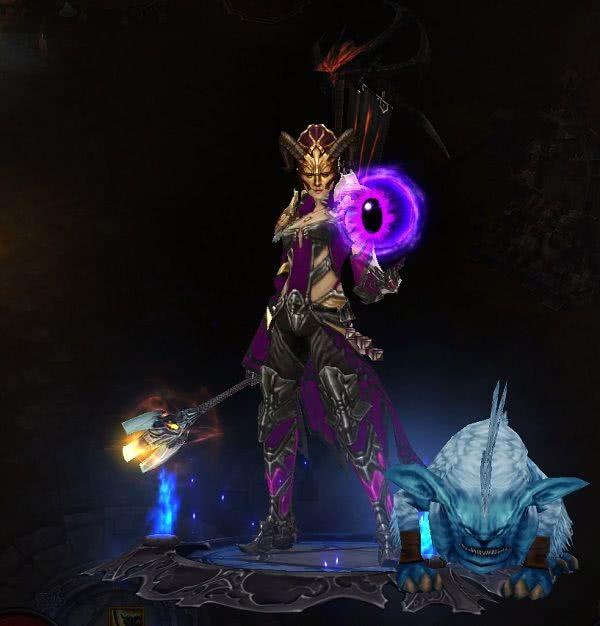 World of warcraft vr night elf - 1 7