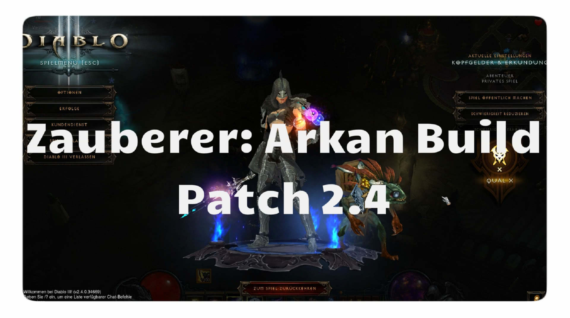 Patch   Arkan Build
